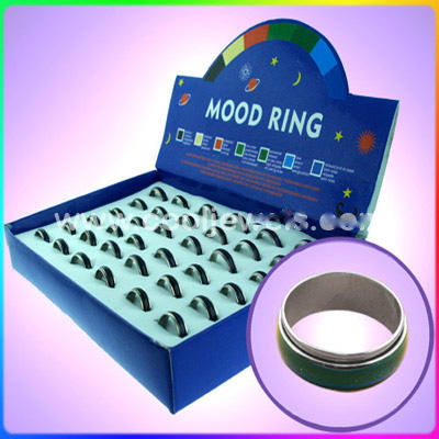 Mood Ring Color Meaning Blue Magic
