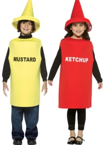 Yeah, it's cute but Whatever.  When you've seen one condiment, you've seen 'em all.