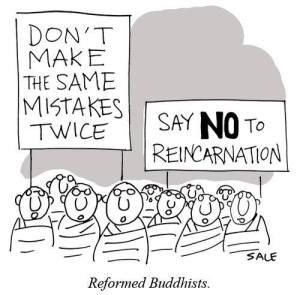 no reincarnation